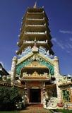 La torre china en Tailandia imágenes de archivo libres de regalías