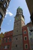 La torre civica Immagini Stock