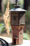 La torre de agua Imágenes de archivo libres de regalías