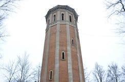 La torre de agua vieja fotos de archivo