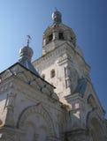 La torre de alarma del monasterio Fotos de archivo