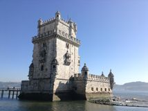 La torre de Belén Imágenes de archivo libres de regalías