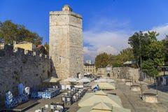 La torre de Capitan, Zadar foto de archivo libre de regalías