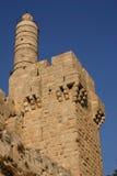 La torre de David fotografía de archivo