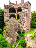 La torre de Heidelberg Imagen de archivo