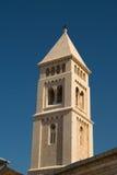 La torre de iglesia Imagen de archivo libre de regalías