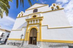 La Torre de Iglesia de Alhaurin de, Malaga Fotografia de Stock
