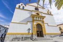 La Torre de Iglesia de Alhaurin de, Malaga Imagens de Stock