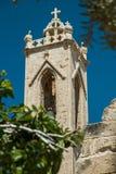 La torre de la iglesia Fotografía de archivo