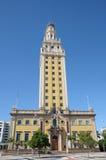 La torre de la libertad en Miami Fotos de archivo
