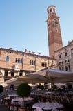 La torre de Laberti Foto de archivo libre de regalías