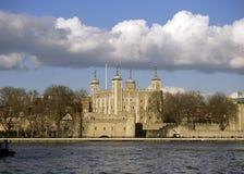 La torre de Londres. Fotografía de archivo libre de regalías