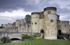 La torre de Londres Imagen de archivo