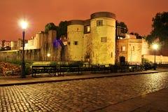 La torre de Londres Foto de archivo