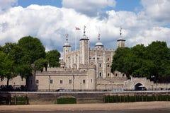 La torre de Londres Imágenes de archivo libres de regalías