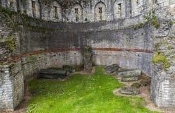 La torre de Multangular en York Imágenes de archivo libres de regalías