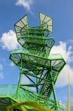La torre de observación, atracción turística Imagen de archivo