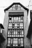 La torre de reloj Imágenes de archivo libres de regalías