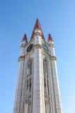 La torre de reloj, ABAC Imagen de archivo libre de regalías