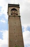 La torre de reloj en Adana imagen de archivo