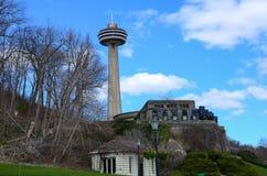 La torre de Skylon fotografía de archivo libre de regalías