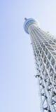 La torre de Skytree en Tokio, Japón Fotos de archivo libres de regalías