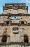 La torre del campanile Fotografia Stock Libera da Diritti