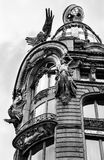 La torre del cantante House en St Petersburg Fotos de archivo libres de regalías