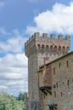 La torre del castillo Imagen de archivo