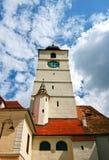 La torre del consejo en Sibiu Imágenes de archivo libres de regalías