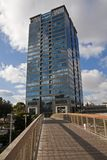 La torre del museo Foto de archivo libre de regalías