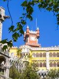 La torre del palacio Imágenes de archivo libres de regalías