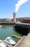La torre del ` s del mentiroso en Dunkerque, Francia Imagenes de archivo