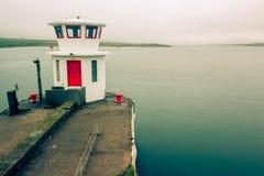 La torre del segnale Fotografia Stock