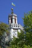 La torre della città Fotografia Stock Libera da Diritti