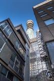 La torre delle Telecomunicazioni di BT Fotografia Stock Libera da Diritti