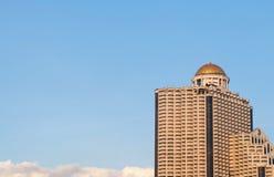La torre dello stato di Labua, tetto dorato 21 settembre 2017 sedere Fotografia Stock