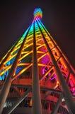 La torre di Canton in Cina Fotografie Stock Libere da Diritti