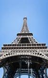 La torre di Eifel a Parigi. La Francia. Fotografia Stock