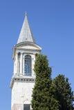 La torre di giustizia, palazzo di Topkapi, Costantinopoli, Turchia Fotografie Stock Libere da Diritti