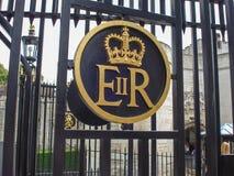 La torre di Londra storica nel Regno Unito Immagine Stock Libera da Diritti