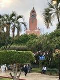 La torre di orologio Immagini Stock Libere da Diritti
