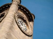 La torre di orologio del museo di Horniman Fotografia Stock