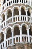 La torre di Palazzo Contarini del Bovolo Fotografia Stock