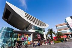 La torre di punta in Hong Kong Fotografie Stock