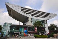 La torre di punta, Hong Kong fotografia stock