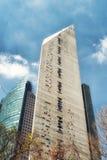 La torre di Reforma, Messico Fotografia Stock Libera da Diritti