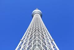 La torre di Skytree a Tokyo Immagine Stock Libera da Diritti