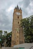 La torre di Stephen - giumenta di Baia, Romania Fotografia Stock