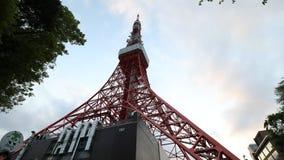 La torre di Tokyo archivi video